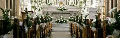 wedding flowers church white wedding flowers lamberdebie s