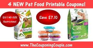 food coupons hot purina pet food coupons 3 1 beneful no size restrictions