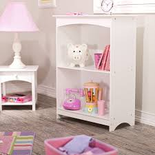 kidkraft nantucket 2 shelf bookcase white 86625 hayneedle
