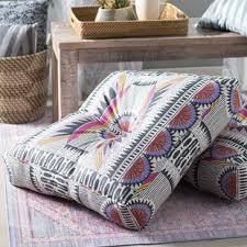 Ottoman Pillow Ottoman Matching Pillows Wayfair