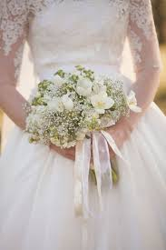 White Wedding Bouquets 104 Best White Wedding Bouquets Images On Pinterest Bridal