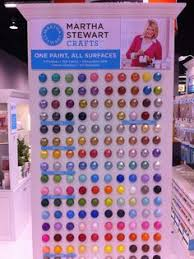 martha stewart craft paint for all crafting surfaces glass