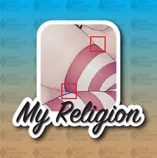 Jdm Meme - stockings knee high tight religion anime girl 3 jdm meme vinyl