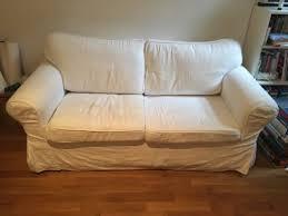 2er sofa weiãÿ sofa ektorp 2er sofa weiß in berlin friedrichshain ebay