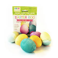 Coloring Eggs Easter Egg Coloring Kit U2014 Colorkitchen