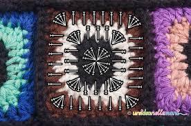tutorial piastrelle uncinetto lavori a maglia e uncinetto crea il maglione a piastrelle
