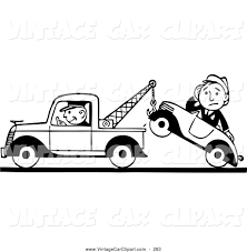 wrecked car clipart royalty free man stock vintage car designs