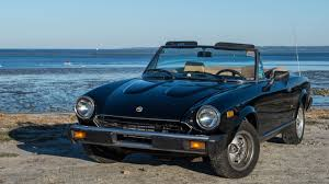 fiat spider 1981 growing up with the fiat everyone warns you about
