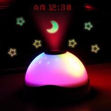 light projection alarm clock starry moon digital magic led projection alarm clock lightbalance