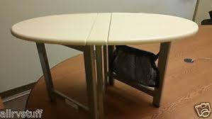 collapsible folding rv motorhome coffee table collapsible folding rv motorhome coffee table new beech ebay
