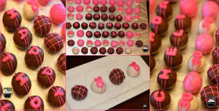 holiday cake balls