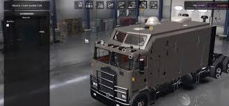 Kenworth K100 Interior Kenworth K100 Multimod Truck Ats Mod American Truck Simulator Mod