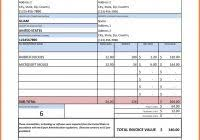 proforma invoice template excel and free excel template for tax