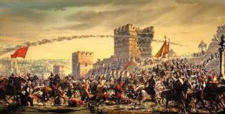 Constantinople Ottoman Empire Period 4 1450 1750 Timeline Timetoast Timelines