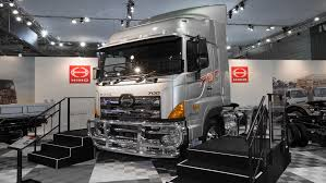 hino digs deep for perth truck show auto moto japan bullet