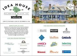 www southernliving 16 best 2014 southern living idea house palmetto bluff sc