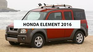 2016 honda element short review presentation basic info about