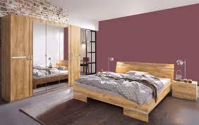 Schlafzimmer Komplett Modern Schlafzimmer Komplett Anna 4 Teilig Plankeneiche Neu Komplett