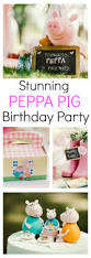stunning peppa pig birthday party toddlers will love