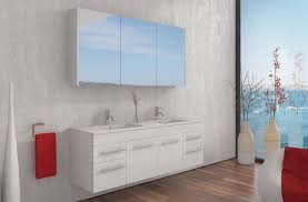 Frameless Mirror Bathroom by Bathroom Fantastic Shaving Cabinet With Frameless Mirror