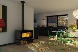 poêle à bois lotus pour grandes bûches wood stove by lotus for