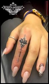 50 beautiful finger for lotus finger and