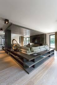 meuble et canapé meuble derriere canape derriere canape ambiance salon par pour