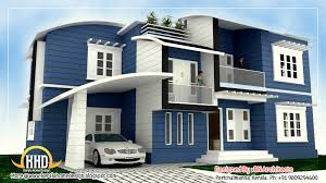 Kerala Home Design Videos Plans And Design 2 Story Plan Video And Design Small House