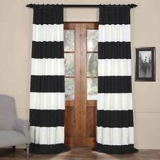 Ebay Pottery Barn Drapes Striped Curtains Ebay
