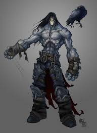 joe madureira fansite darksiders ii u0027death u0027 character