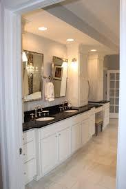 black and bathroom ideas bathroom grey clawfoot spaces small storage blue floor