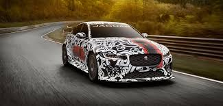 jaguar jaguar u0027s most bonkers car yet is a 600 horsepower xe sedan roadshow