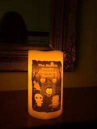 win a personalised led candle u0026 a jar of sweets for halloween