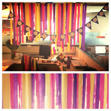 Decorating Ideas For An Office Best 25 Office Birthday Decorations Ideas On Pinterest Office