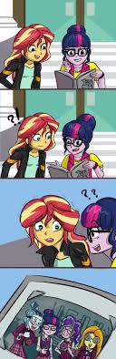 My Little Pony Know Your Meme - science club equestria girls pony and meme