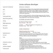 Sample Senior Software Engineer Resume Software Developer Resumes Intel Process Engineer Sample Resume