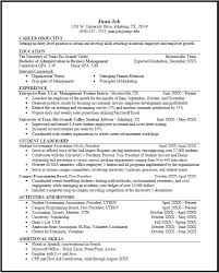 On Campus Job Resume by Utrgv Cover Letter