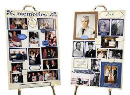 a idea to personalize a memorial service funeral and turn it