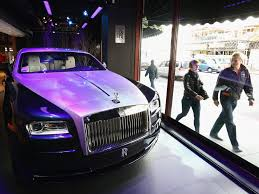 rolls royce cover letter how rolls royce u0027s wraith conquered american hearts the independent