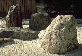 Zen Garden Rocks Zen Gardening