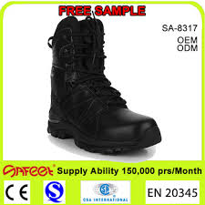 buy boots sa guangzhou factory alpine shoes and asphalt boots and safety boot