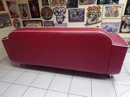 canapé retro canapé et fauteuil américains vintage décoration us 50 s et 60 s