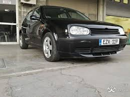 volkswagen golf 1999 hatchback 1 6l petrol manual for sale