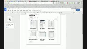 google docs templates resume google docs template gallery add on youtube google docs template gallery add on