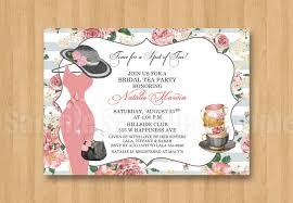 spot of tea fancy hat dress birthday bridal shower