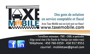 siege social mobile taxe mobile unknown qc ourbis