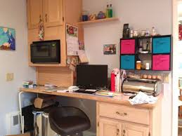 brilliant desk in kitchen design ideas best designs 2011 for
