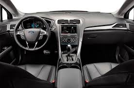 ford fusion titanium interior 2015 ford fusion reviews and rating motor trend