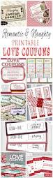 gift printable naughty coupons booklet by vectoriadesigns