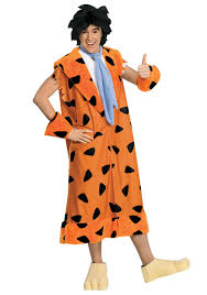 flintstones costumes fred flintstone costume fred and wilma flintstones costumes